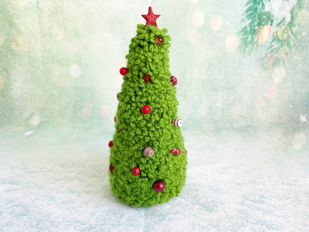 kerstboom haakpatroon