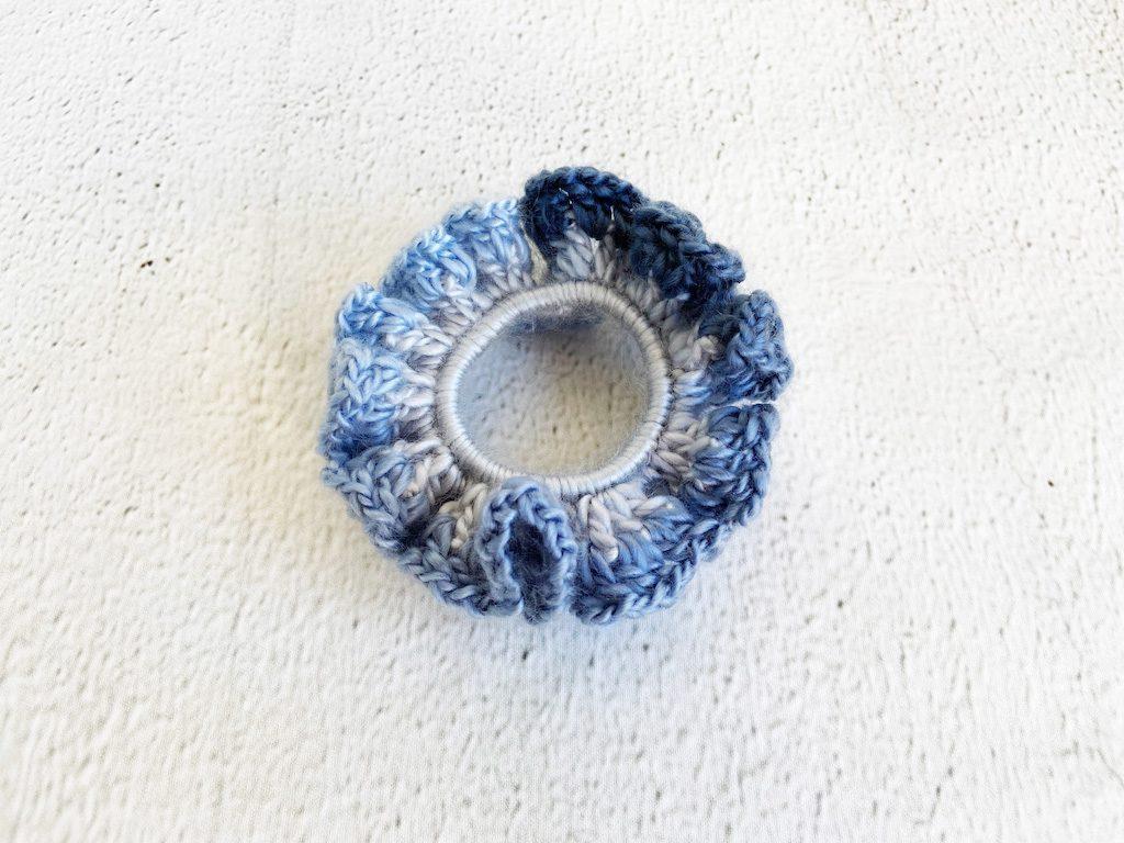 scrunchie crochet pattern