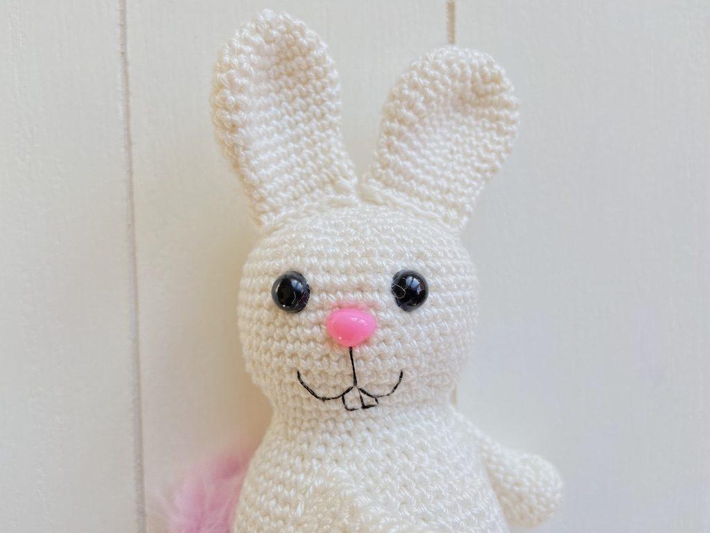 happy easter crochet pattern