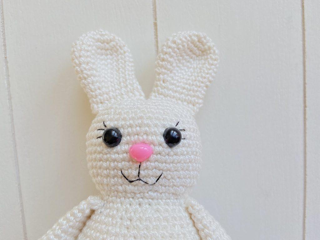 crochet pattern easter bunny
