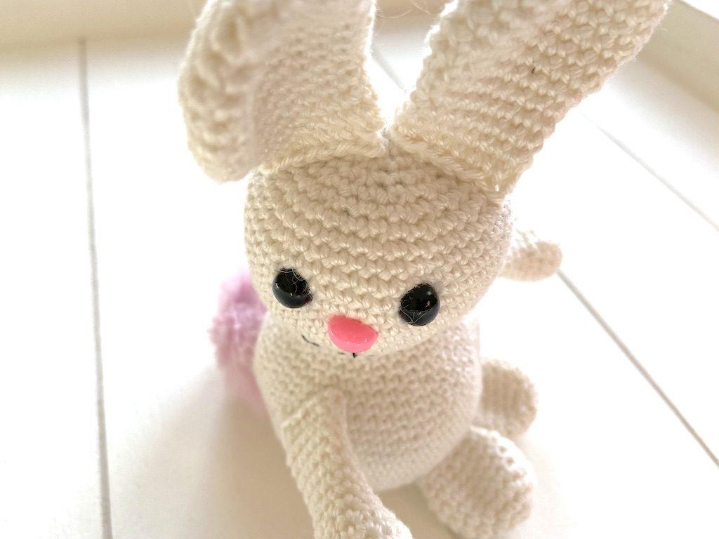happy easter crochet pattern bunny ears