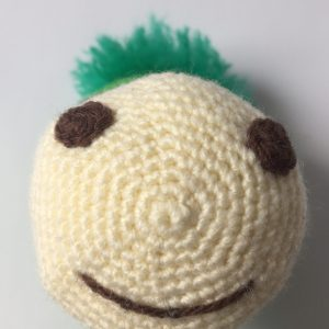 dino crochet pattern