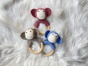 bite ring crochet pattern eyes