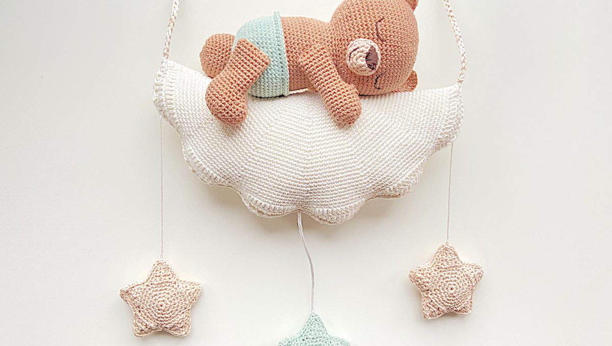 sweet dreams little bear haakpatroon